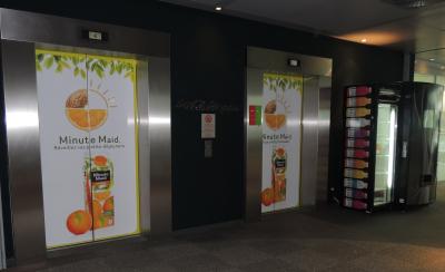Ascenseur Minute Maid