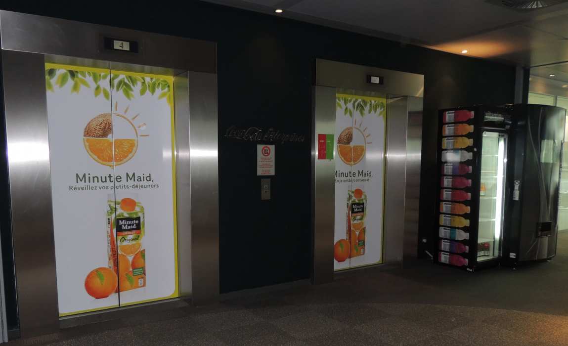 Ascenseur Minute Maid