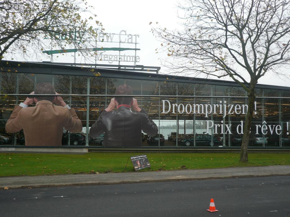 Megastore campagne vitrine prix de rêve